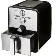 Airfryer-Heiluft-Fritteuse-Edelstahl-Fritse-Friteuse-Heissluft-Frittse-1500-Watt-4in1-Kochen-Backen-Grillen-Frittieren-80-weniger-Fett-0-0