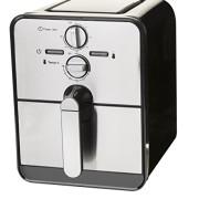 Airfryer-Heiluft-Fritteuse-Edelstahl-Fritse-Friteuse-Heissluft-Frittse-1500-Watt-4in1-Kochen-Backen-Grillen-Frittieren-80-weniger-Fett-0-1