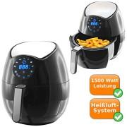 Fritteuse-mit-Heiluftsystem-fr-gesnderes-frittieren-mit-wenig-oder-keinem-Fett-Farbe-schwarz-0