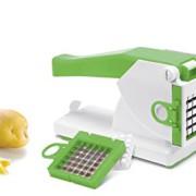 Kuuk-Pommes-Frites-Kartoffel-Schneider-Schneidet-auch-Karotten-Stbchen-Gurken-Rohkost-0-0