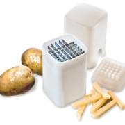 Multischneider-Kchenhelfer-Pommes-Frites-Schneider-Gemseschneider-0