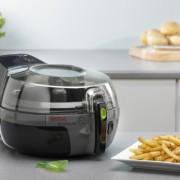 Tefal-ActiFry-Famiy-Heiluft-Fritteuse-schwarz-1400W-Garen-Frittieren-Braten-Pommes-Frites-mit-nur-3-Fett-0-0
